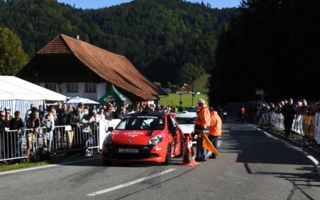 Gurnigel Bergrennen, Start
