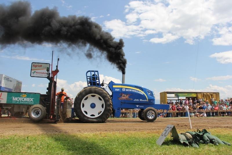 Tractor Pulling , Traktor