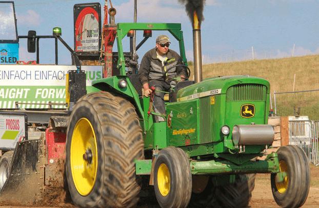John Deere, Traktor Pulling